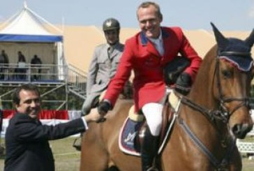 Sicilia Jumping Tour 2011: Hoster firma il Gran Premio