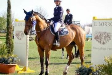 Toscana Tour 2011 Csi Arezzo: Katharina Offel si aggiudica il Piccolo Gran Premio Il Borro