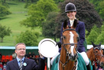 Chatsworth International CIC***W: la rivincita di Emily Baldwin
