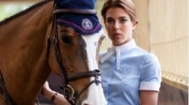 Gucci veste Charlotte Casiraghi con una nuova collezione da equitazione ad hoc