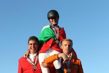 Csio Manerbio Coppa delle Nazioni: oro children, juniores e yr