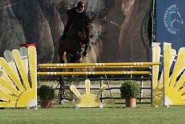 Csi Arezzo: Bologni fa suonare l'inno d'Italia all'Equestrian Style