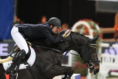 Arezzo Equestrian Center Giuseppe Rolli Vince Il Gp