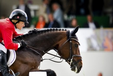 FTI Consulting Winter Equestrian Festival: vince Beezie Madden (video)