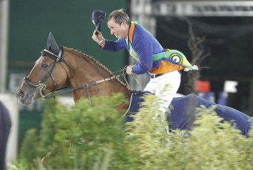 Global Champions Tour Brazil: vince Gerco Schroeder