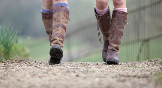 Un bellissimo paio di stivali Dubarry potrebbe essere tuo