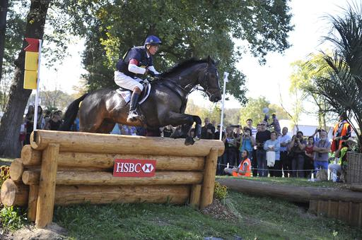 CCI Pau: lo scettro è di re William (Fox-Pitt)