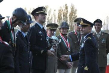 Al Campionato Militare Interforze l'Aeronautica dimostra la sua supremazia