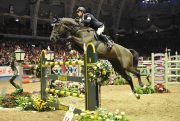 Rolex Fei World Cup Olympia: vince Ben Maher