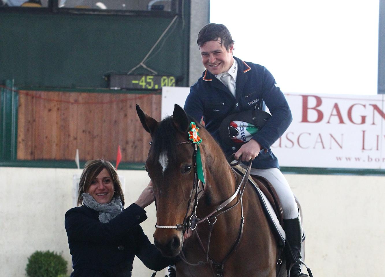 Al Via La Stagione 2012 All Arezzo Equestrian Centre