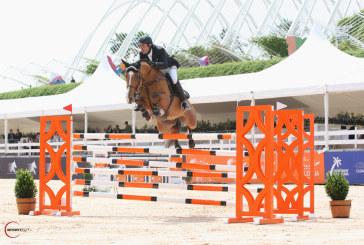 Arezzo Equestrian Centre: 450 al via per la prima gara all'aperto della stagione
