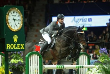 Rolex Fei World Cup Gothenborg: Marco Kutscher e Satisfaction al top