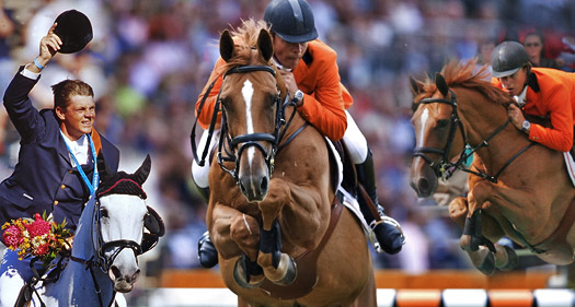 Jeroen Dubbeldam: il campione olimpico