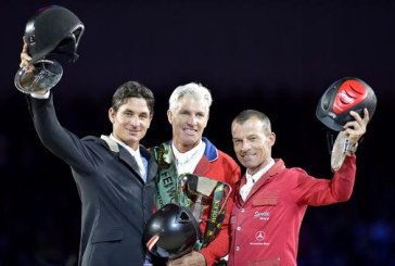 Rolex Fei World Cup Final 2012: Rich Fellers si aggiudica il titolo