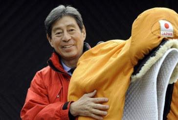 A 75 anni è ancora febbre olimpica per Hiroshi Hoketsu