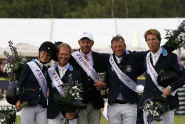 Csio Fei Top League Falsterbo: vittoria alla Svezia