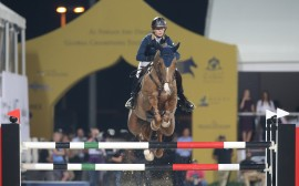 GCT Abu Dhabi: vince Katharina Offel