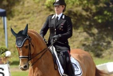 Valentina Truppa è terza in Grand Prix al Vidauban Dressage Festival