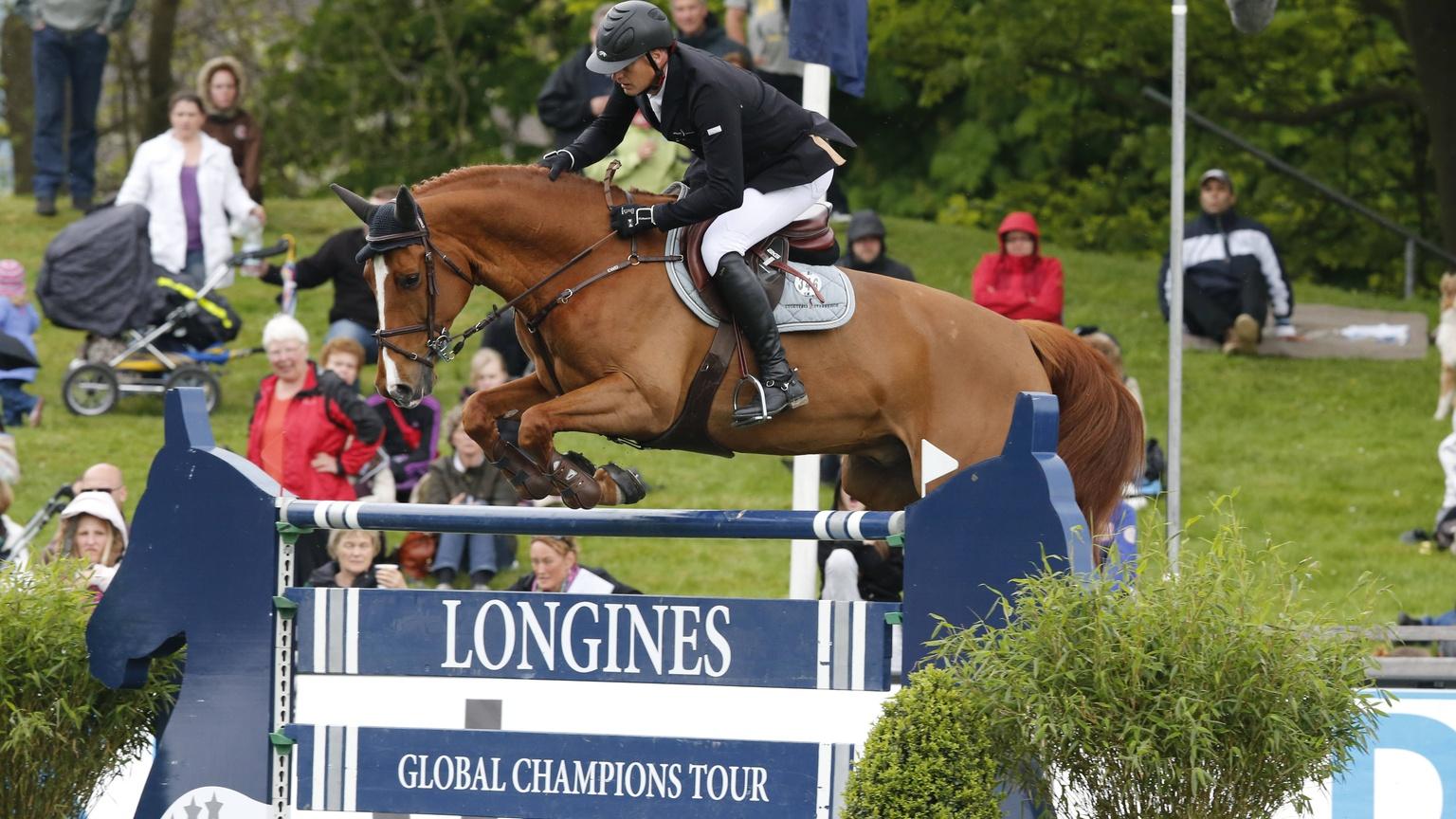 Global Champions Tour: Guadiano quarto, Deuber vince