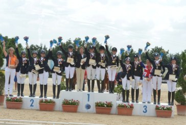 Europei Pony Dressage, un grande campionato