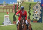 Salto Ostacoli: Moneta in campo al London Olympia
