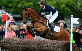 Clonato Tamarillo, grande compagno di gara di William Fox-Pitt