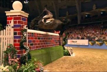 Ancora una vittoria per Luca Moneta all'Olympia Horse Show