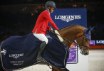 Longines Fei World Cup Final Lione, la seconda prova va a Kent Farrington