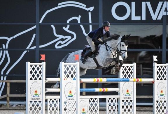Mediterranean Equestrian Tour Oliva Nova, De Riu sesto in Gran Premio