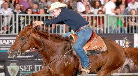 Salone del cavallo americano: Barrell Racing e Pole Bending