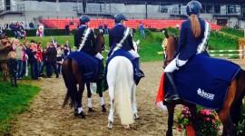 Millstreet, agli Europei pony l'Italia è di bronzo e sfiora il podio individuale