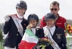 WEG paradressage, Sara Morganti è campionessa del mondo