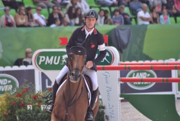 Nuovo cavallo per Scott Brash, Hello Forever