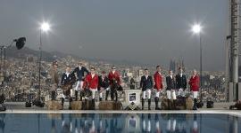 Cavalieri da copertina alla Furusiyya Fei Nations Cup Final