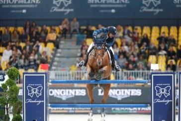 Juan Carlos Garcia mette in a segno un'altra vittoria azzurra a Jumping Verona
