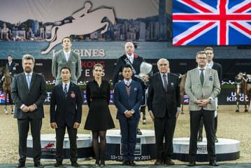John Whitaker is Master of 2015 Longines Hong Kong Masters