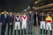 Longines Hong Kong Masters, Brash at Happy Valley