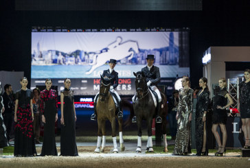 Longines Hong Kong Masters, it starts with the opening gala
