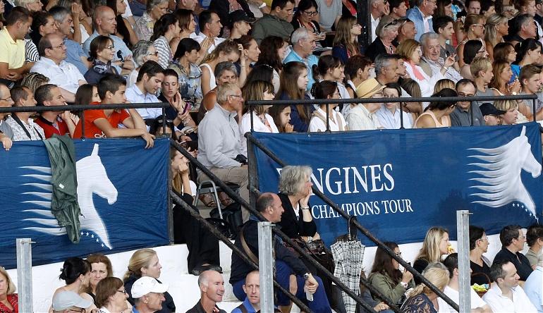 The Longines Global Champions Tour celebrates in Miami Beach