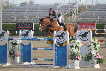 Rich Fellers and Flexible still the best in HITS Thermal SmartPak Grand Prix
