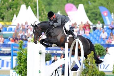 Due cavalli della Principessa Haya per John Whitaker