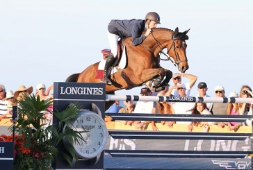 Scott Brash reigns supreme at the Miami Global Champions Tour