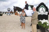 Longines Global Champions Tour Miami, Towell snatches a win