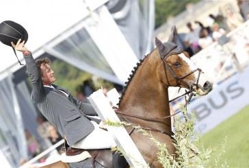 Scambio di cavalli tra Cameron Hanley e Pius Schwizer, torna Antello Z