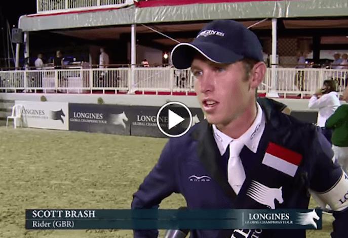 Nuovo cavallo per Scott Brash (video)