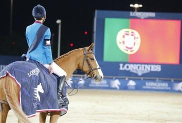 Bellissimi scatti della Longines Global Champions Tour Final a Doha