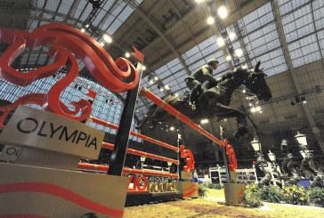 Emanuele Guadiano festeggerà il nuovo anno al 'Liverpool International Horse Show'