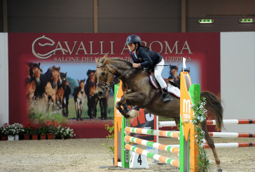 Si alza sipario sul Cavalli a Roma, Fixdesign International Show-Jumping