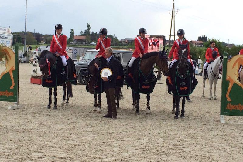 L'Italia dei Pony conquista la Coppa delle Nazioni di Lamprechtshausen