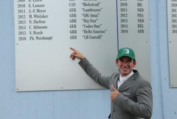 Philipp Weishaupt, una vittoria del tutto inaspettata